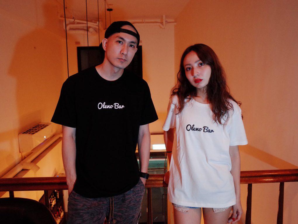 Olenobar Tシャツ