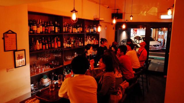 Oleno Bar(オレノバー)店内